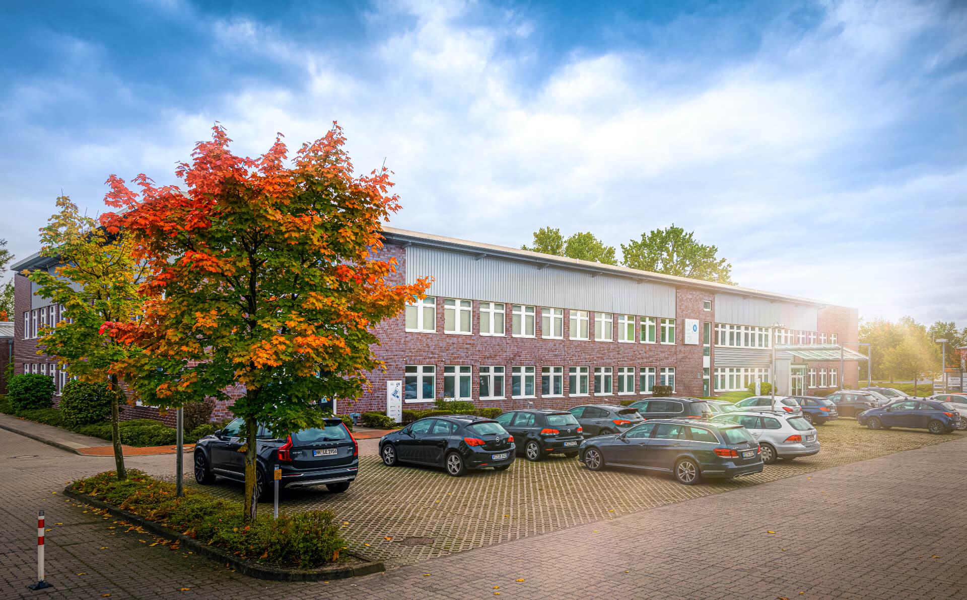 Geeshachter Innovations- und Technologiezentrum